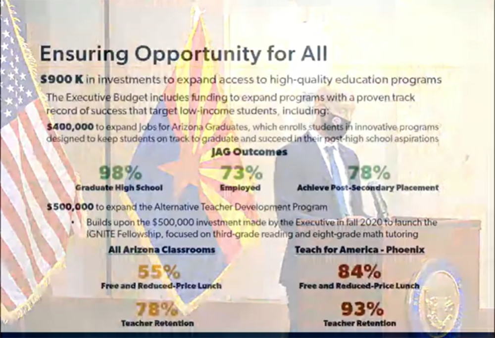 Video: Details of Gov. Ducey's proposed K-12 education budget Jobs-for-Arizona-Graduates