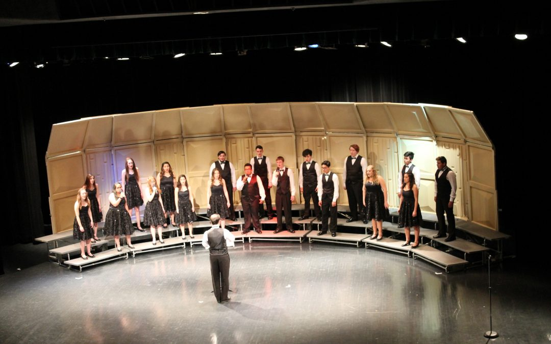 A Photo Of A Mohave High School Choir Performance Prior To COVID-19. Photo Courtesy Of The Bee