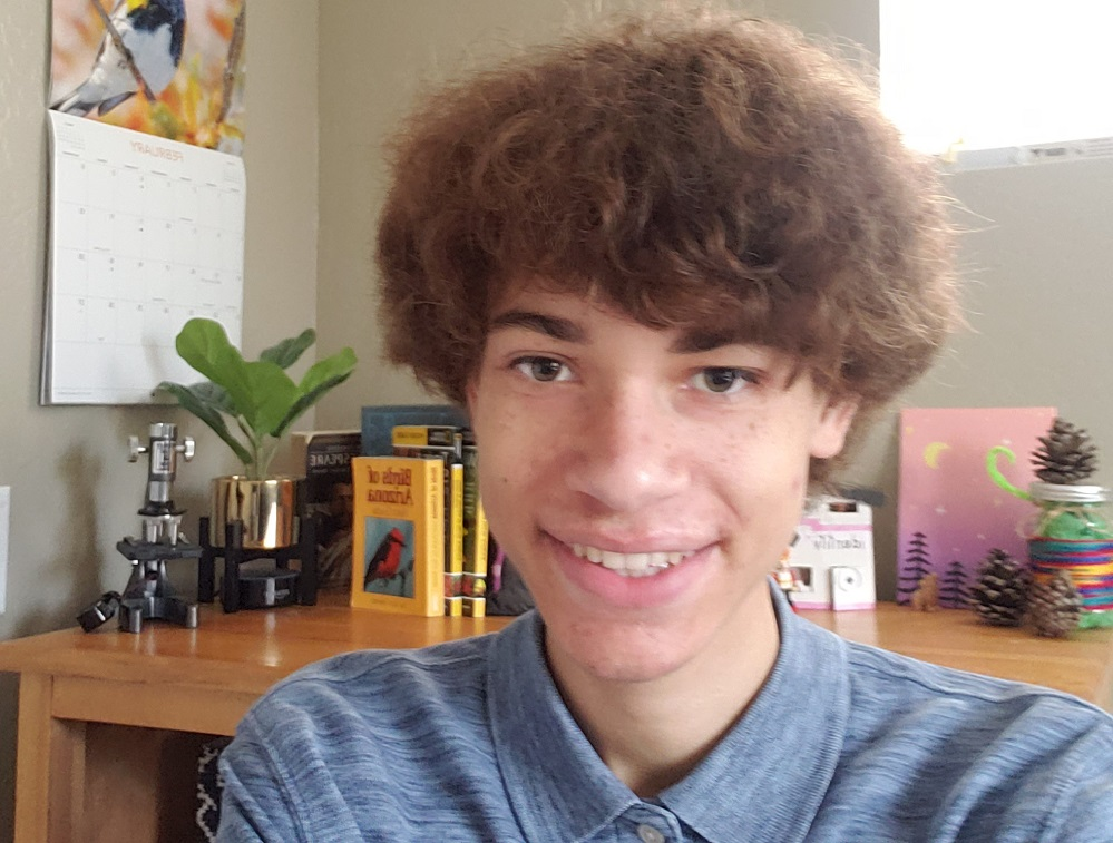 Alexander Fenlon, A Senior At University High School In Tolleson Union High School District, Is The Latest Winner Of The AZEdNews Scholarship Sponsored By The Brand Agency.