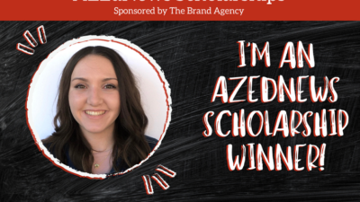 First nationwide look at racial breakdown of career education confirms deep divides Cassie-Welker-AZEdNewsThe-Brand-Agency-Scholarship-Smaller-Cropped-400x225