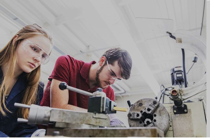 Majoring In Science, Technology, Engineering And Math (STEM) Does Not Guarantee A Job In A STEM Occupation But It Typically Means A Bump In Pay. Photo Courtesy U.S. Census Bureau