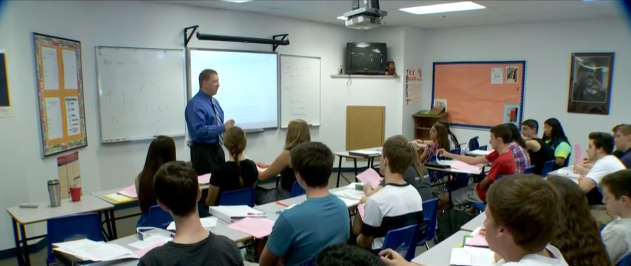 Tempe Union High School District's Governing Board Approves A Comprehensive Mental Health And Social And Emotional Learning Policy For Students And Staff. Photo Courtesy Of Azfamily