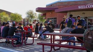 First nationwide look at racial breakdown of career education confirms deep divides Phoenix-Union-High-Schol-students-wearing-masks-on-campus-500-cropped-310x175