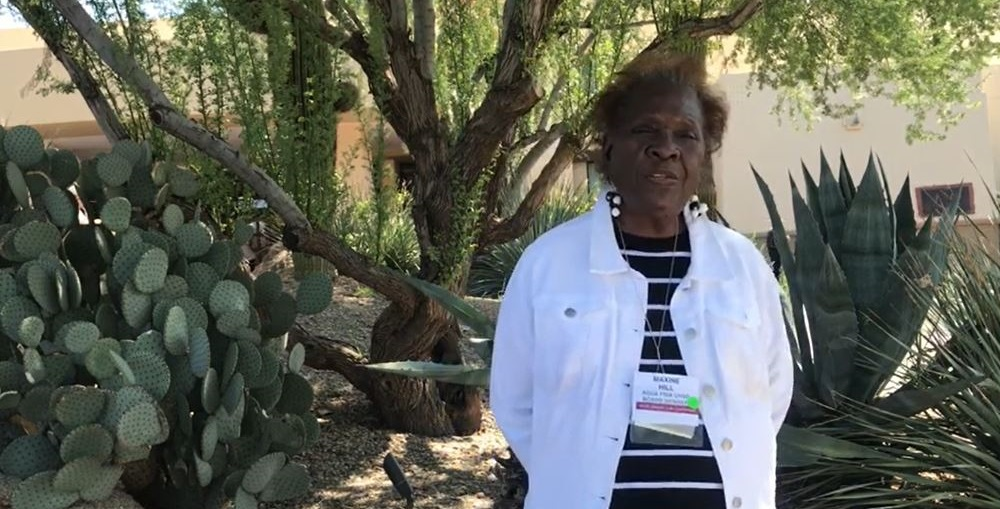 Agua Fria Union High School District School Board Member Maxine Hill Shares A Highlight And A Challenge She Experienced This Year.